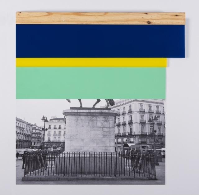 , 'Sin Poder 4,' 2016, Galería de la Oficina