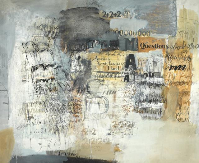 , 'Two + Two,' 1967, Jorge Mara - La Ruche