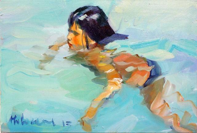 , 'A fior d'acqu,' , Marta Hewett Gallery