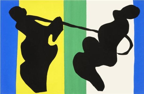 , 'Le Cow-boy (The Cowboy),' 1947, Galerie d'Orsay