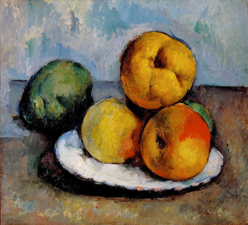 the life and arts of paul cezanne Paul cezanne oil painting reproductions  a work of art which did not begin in emotion is not art paul cezanne  still life with apples and oranges paul .