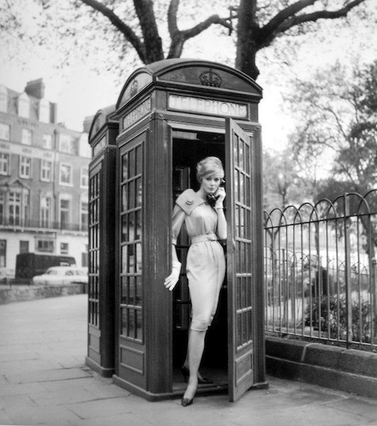 Georges Dambier, 'Lucinda Hollingsworth', 1959, Photography, C type print, Michael Hoppen Gallery