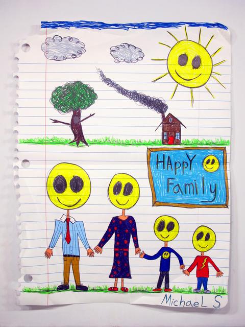 , 'Happy Family,' 2019, g.gallery