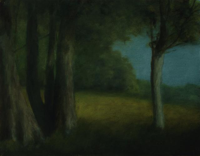 , 'Forest Edge,' 2018, Sullivan Goss