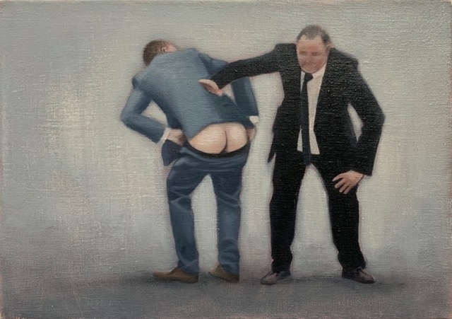 , 'Best Friends Ass,' 2019, Kristin Hjellegjerde Gallery