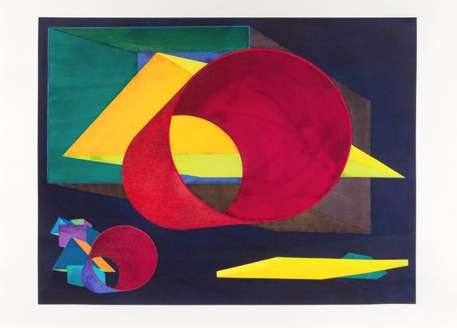 Al Held, 'Russel's Way', 1989, Hindman