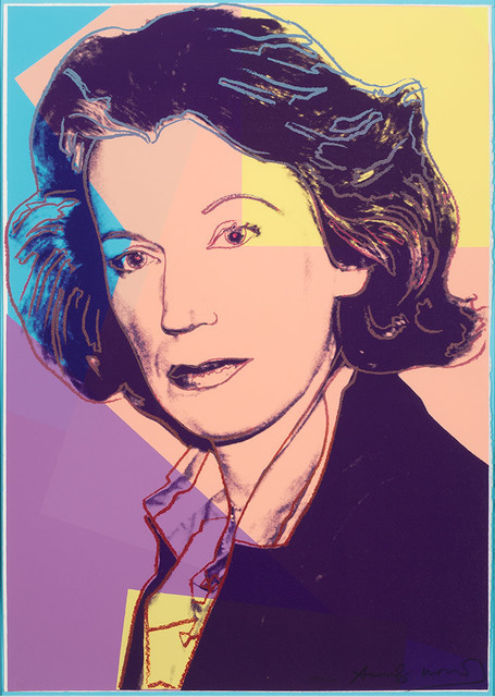Andy Warhol, 'Mildred Scheel (F./S. Ii.238)', 1980, Doyle