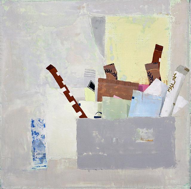 , 'Still Life with Sugar Packets,' 2015, Kathryn Markel Fine Arts
