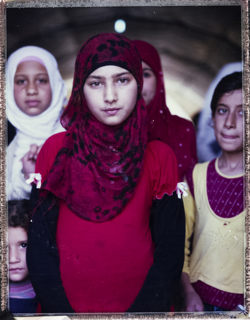 , 'Soliman's Tent 28,' 2014-2015, Hafez Gallery