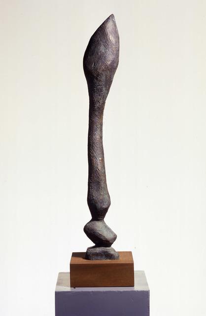 ", '""TRI"",' 1985, Michael Werner Gallery"
