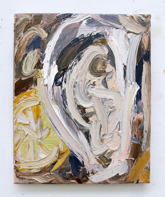 , 'Oyster and lemon #1,' 2019, Dürst Britt & Mayhew