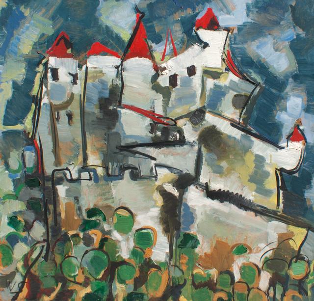 , 'Hochosterwitz,' 1957, Hagemeier