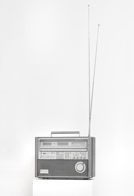 , 'Weltempfänger (World Receiver),' 1982, MCA Chicago