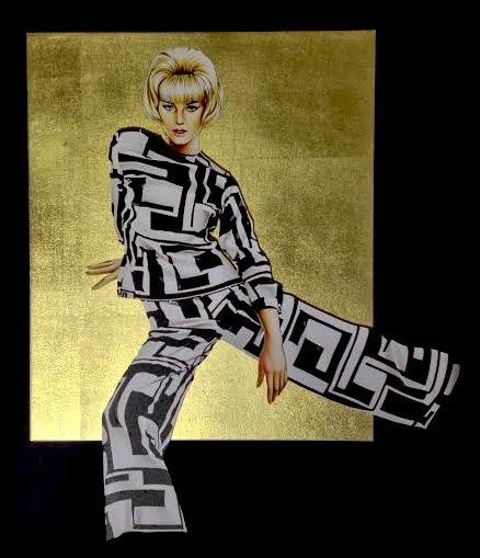 , 'Pucci Pants,' 2015, Vertu Fine Art