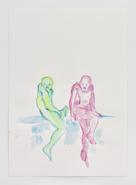 , 'C'est pas grave #12,' 2018, Galerie Thomas Bernard