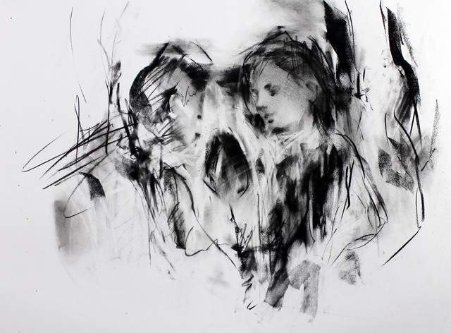 , 'Transcend Portrait 1,' 2016, Lawrence Alkin Gallery