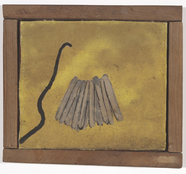 , 'Sticks,' ca. 1950, Hammer Museum