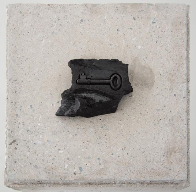 , 'Burnt Key,' 2011, Stevenson