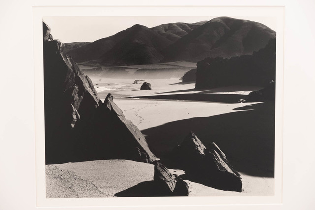 Brett Weston, 'Garrapata Beach, California', 1954, The Halsted Gallery