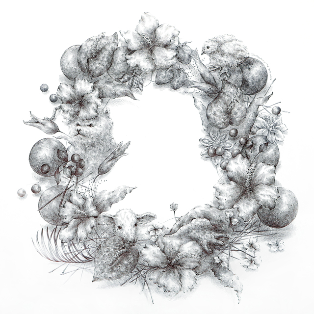 , 'Wreath #4,' 2017, Gallery NAGA