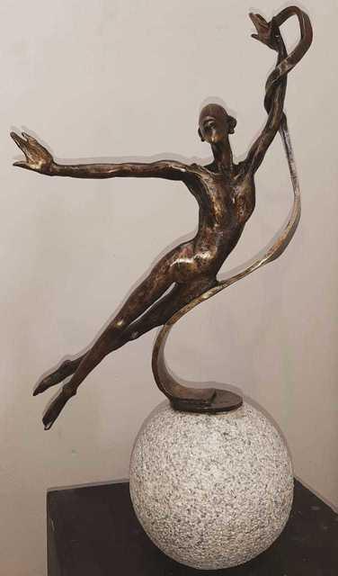 Dimpy Menon, 'Flying', Art Pilgrim