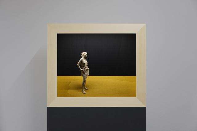 , 'The next step,' 2018, Lucia Mendoza