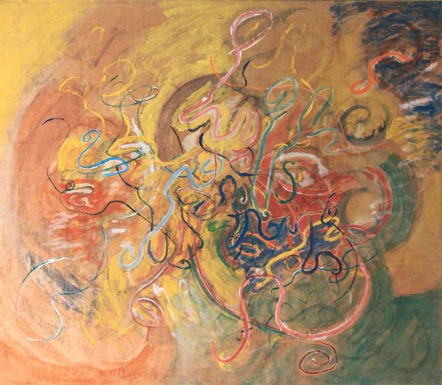 , 'Pomeridiano,' 1960, Matteo Lampertico