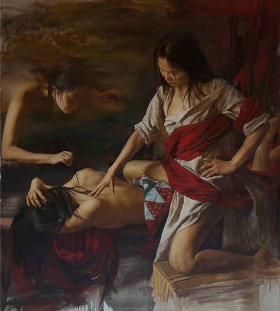 , '再造Ⅲ Reforge III,' 2013, Galerie du Monde