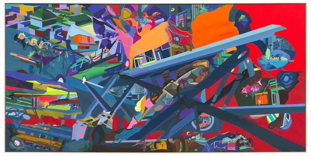 , 'Cargo 货物,' 2009, PIFO Gallery