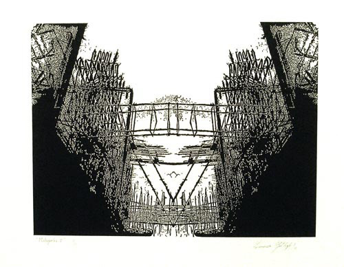 LEONARDO GOTLEYB, 'Metropolis V', 2001, La Siempre Habana