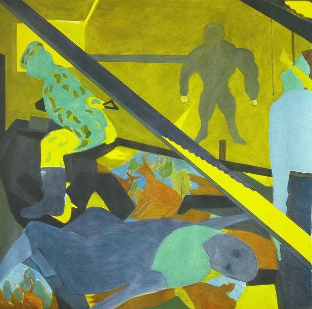 Beatriz González, 'Apocalipsis camuflado (Camouflaged Apocalypse)', 1989, Pérez Art Museum Miami (PAMM)