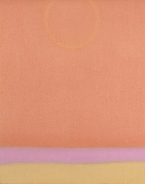 , 'Untitled (Orange/Pink/Gold),' 2016, Berry Campbell Gallery