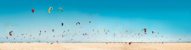 , 'Timeline Kite Surf,' 2015, Artemisa Gallery
