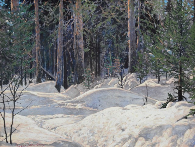 , 'The Onoman Forest,' 1931, Oeno Gallery