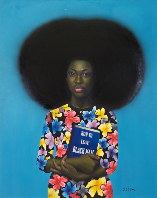 oluwole omofemi, 'Equity ', 2020, Painting, Oil and acrylic on canvas, Out of Africa Gallery