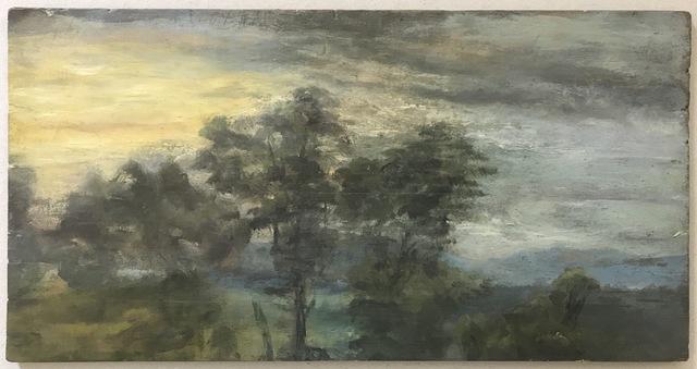 , 'Paisaje de la sabana de Bogotá,' ca. 1897, SERGE PLANTUREUX