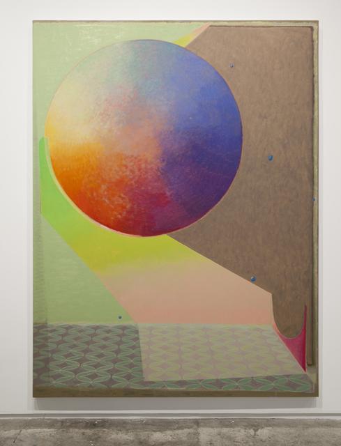 , 'Nada detrás del sol,' 2015, Instituto de Visión