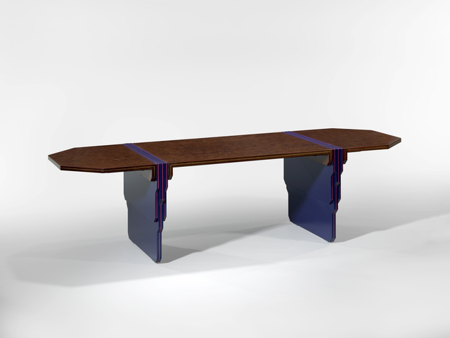 , 'Low Table,' 1985, Demisch Danant
