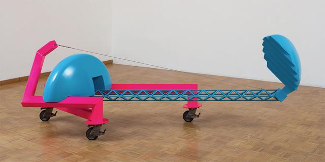 , 'Protractor,' 1968/2017, Brian Gross Fine Art