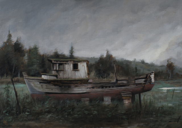 , 'High and Dry,' 2015-2016, Gallery 1261