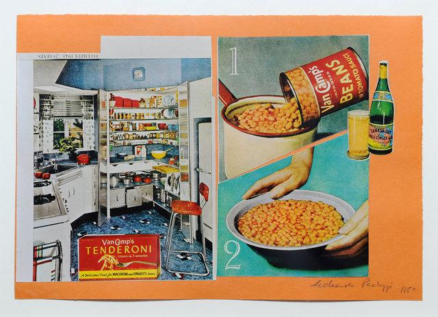Eduardo Paolozzi, 'Improved Beans', 1972, Goldmark Gallery