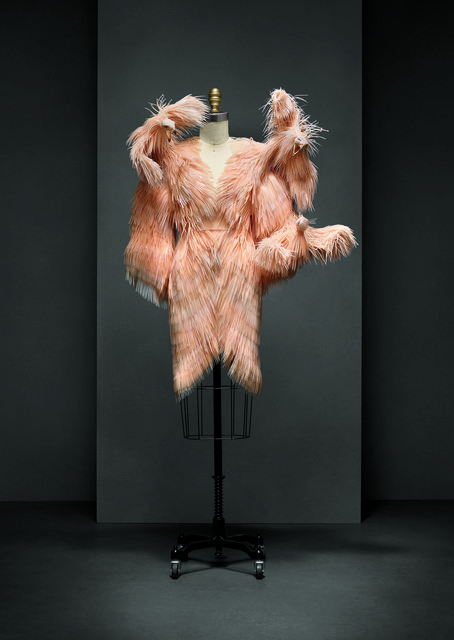 , 'Dress,' autumn/winter 2013– 14, The Metropolitan Museum of Art