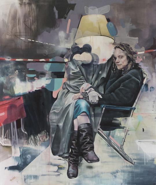 , 'Harlem River,' 2017, Gudberg Nerger