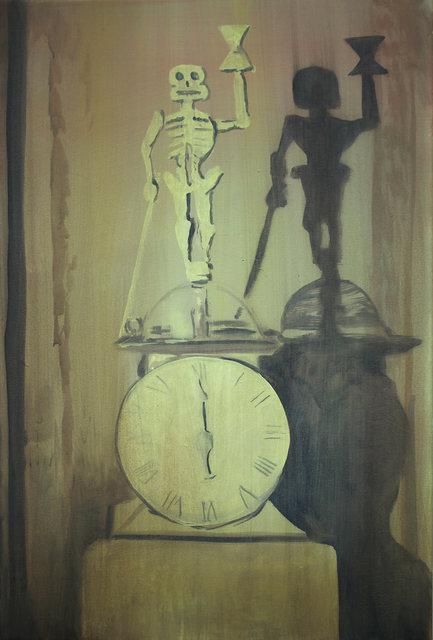 , 'Die-uhr,' , Arusha Gallery