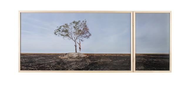 , 'Temporary Monument #4 ,' 2016, Anita Schwartz Galeria de Arte
