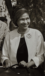 Rosa Parks, March on Washington, August