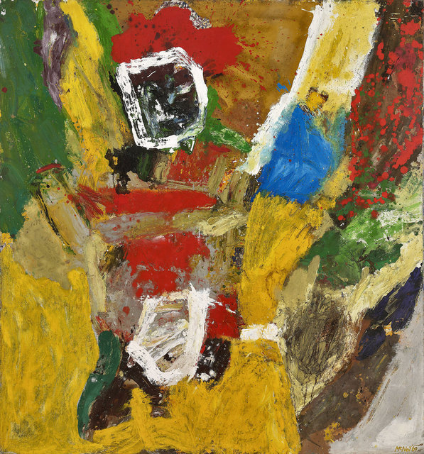 George McNeil, 'Mind and Nature II', 1969, Art Resource Group