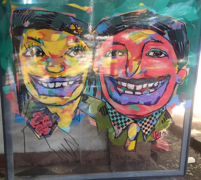 , 'Smile Portrait I,' 2017, AKKA Project