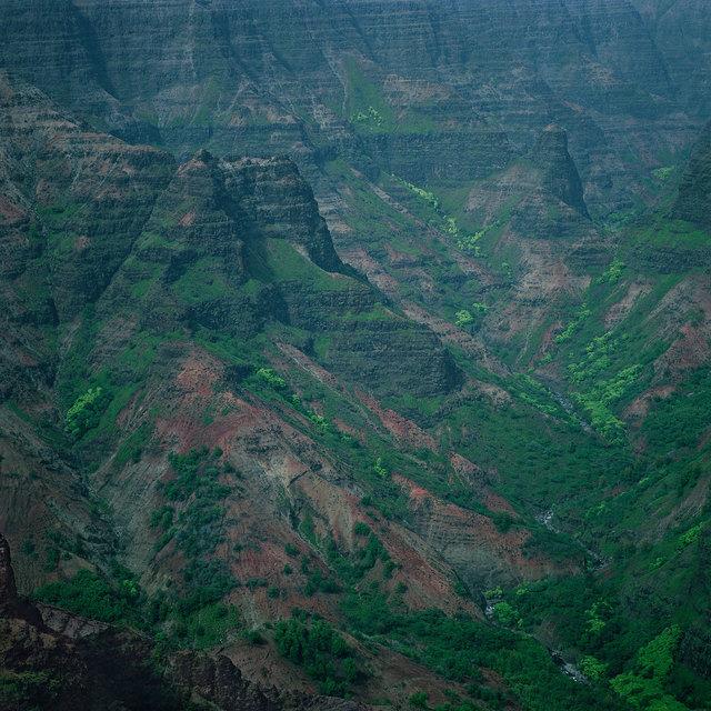 , 'Fullmoon@Waimea Canyon,' 2012, Alfonso Artiaco