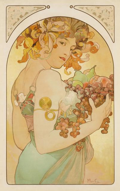 , 'Le Fruit,' 1897, Christopher-Clark Fine Art